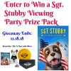 Sgt. Stubby Prize Pack Giveaway