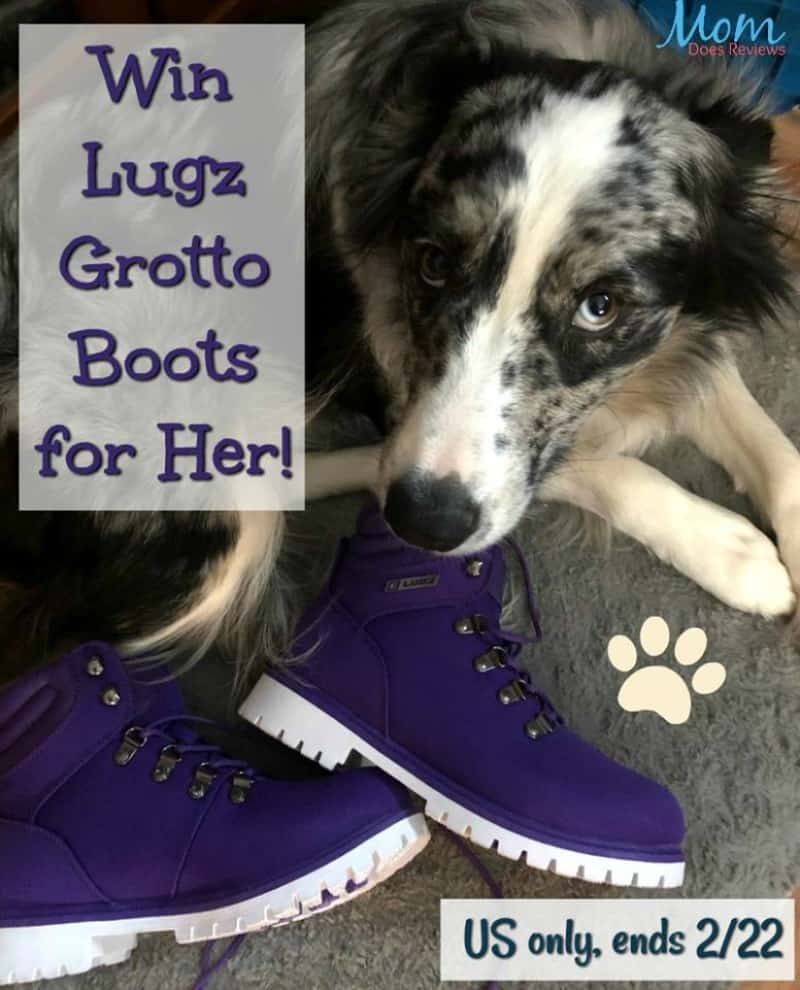 Lugz Grotto II Giveaway