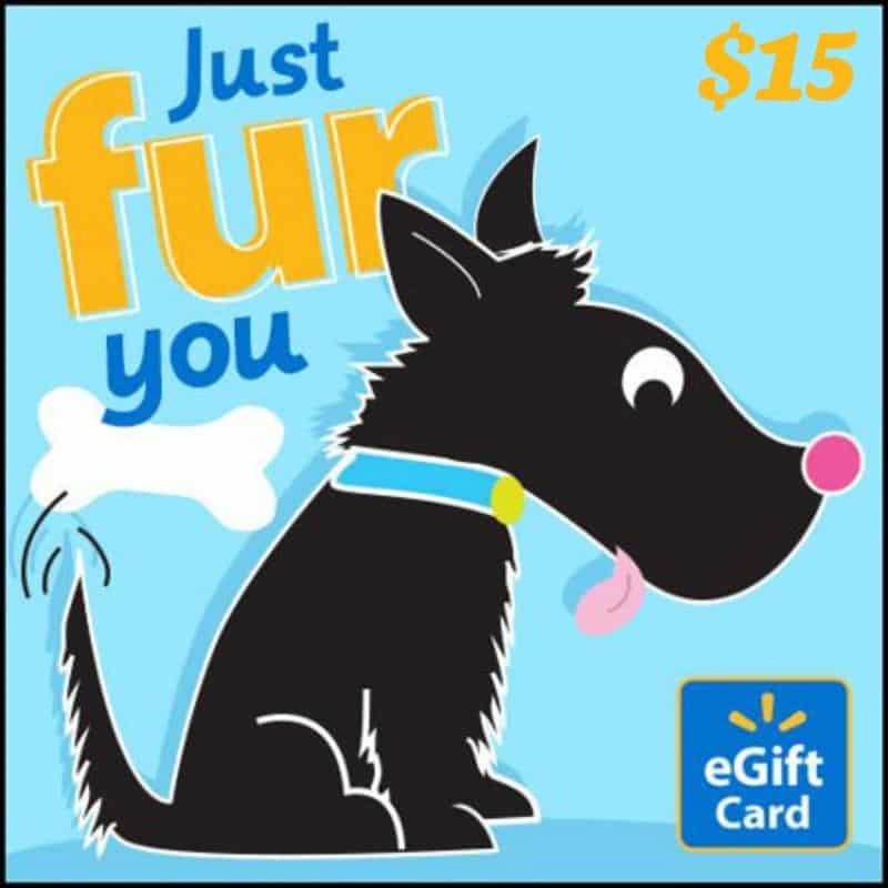 $15 Walmart Gift Card