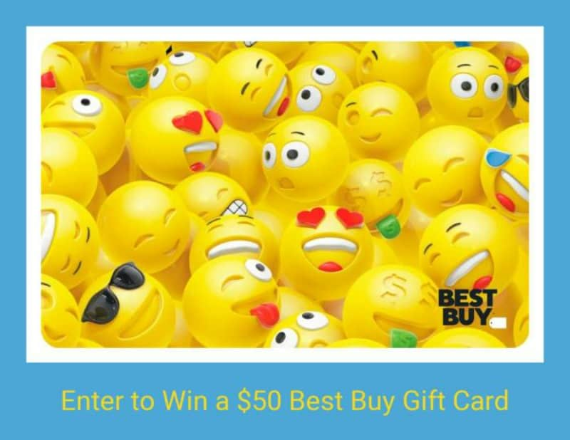 Enter for a chance to #win a #win a $50 Best Buy Gift Card!