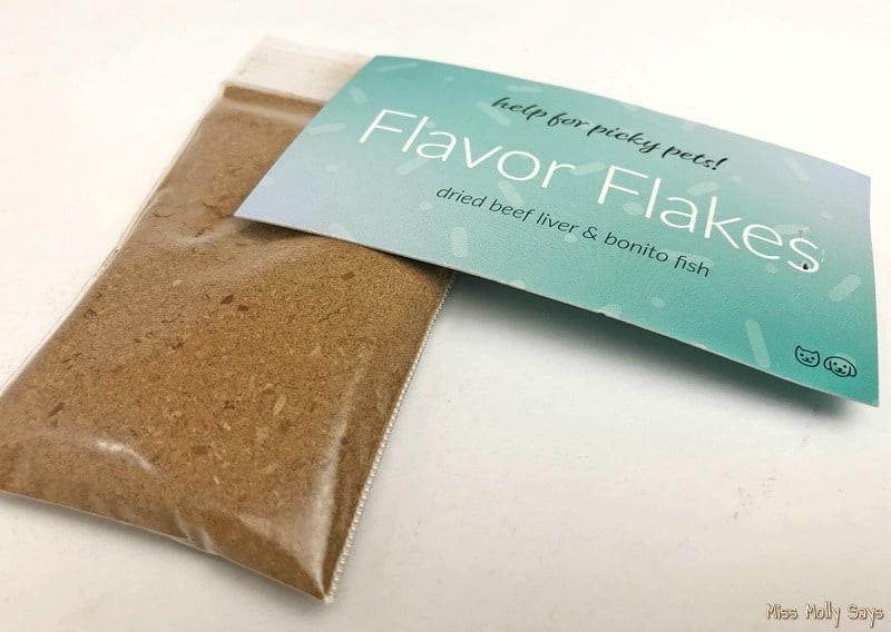 NomNomNow Flavor Flakes