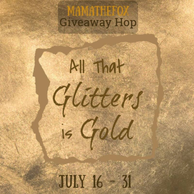 All That Glitters is Gold Giveaway Button