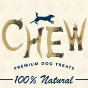 CHEW Premium Dog Chews logo