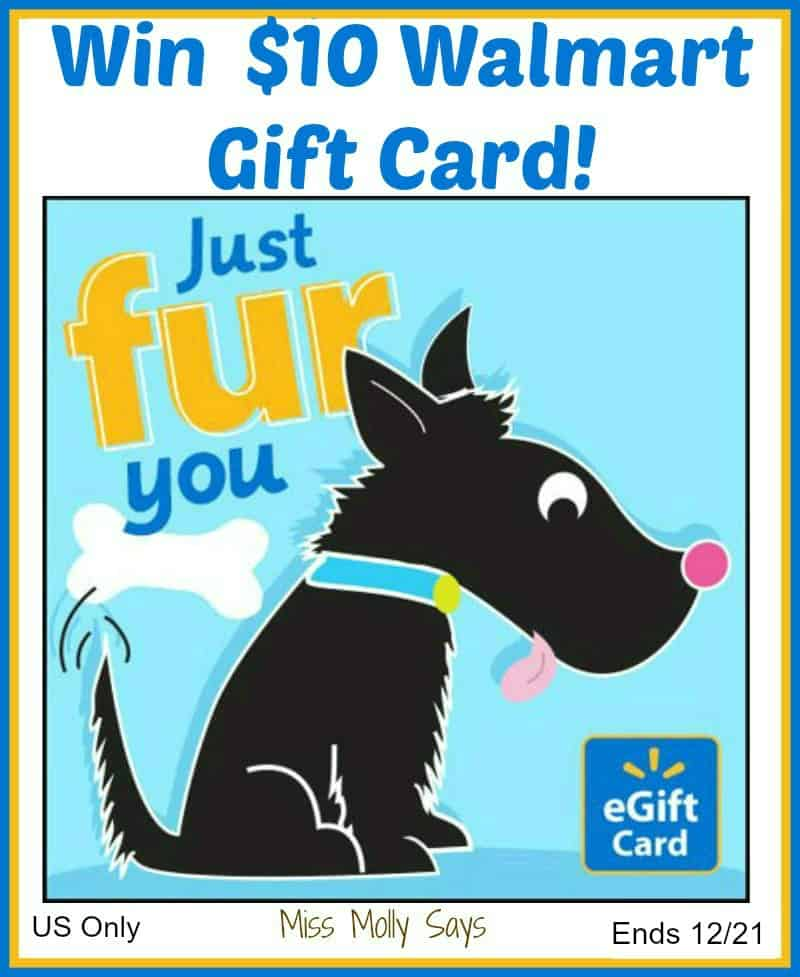 Enter for a chance to #win a $10 Walmart Gift Card in our 'Winter is Coming' Giveaway Hop!