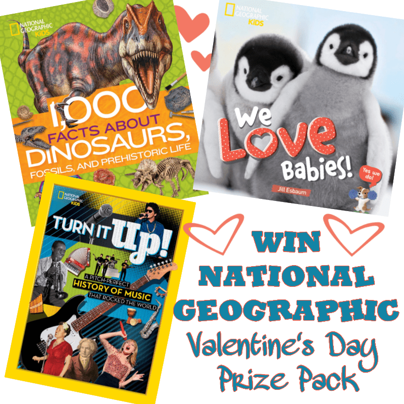 Enter for a chance to #win a PAWSOME National Geographic Prize Pack!