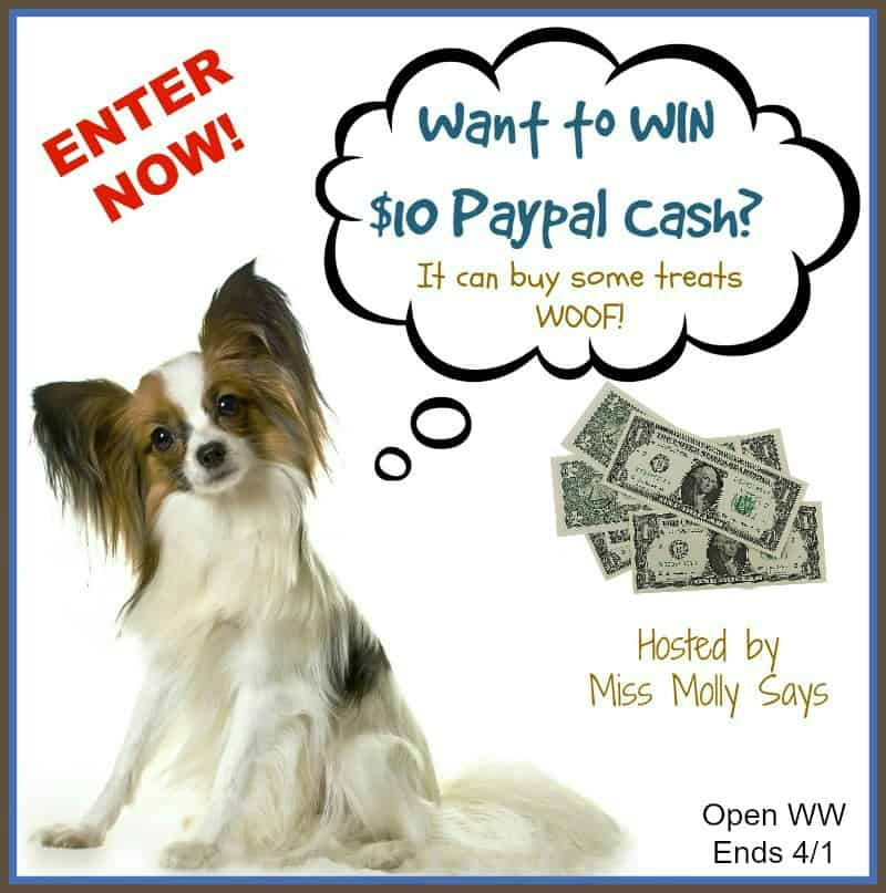 Enter for a chance to #win $10 Paypal Cash in our 'Hoppy Easter' Giveaway Hop!