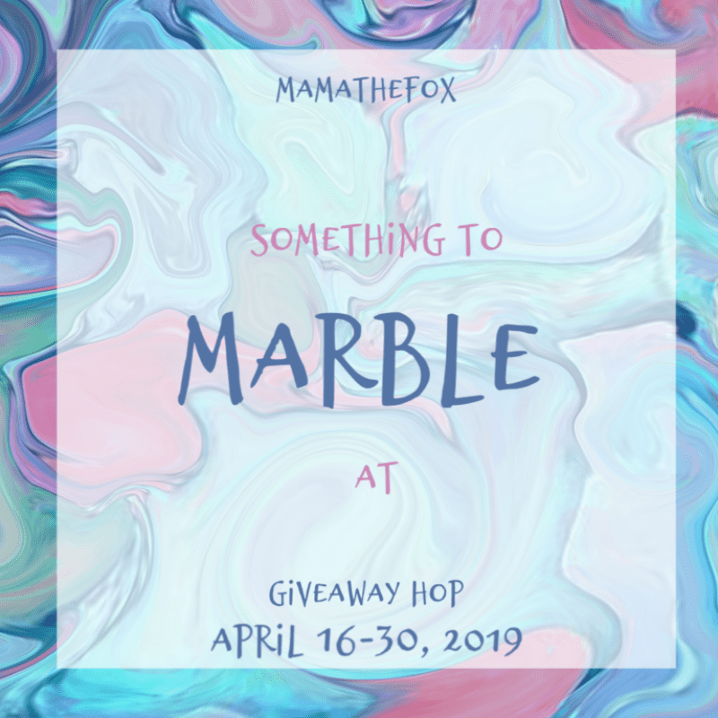 Something to Marble At Giveaway Hop