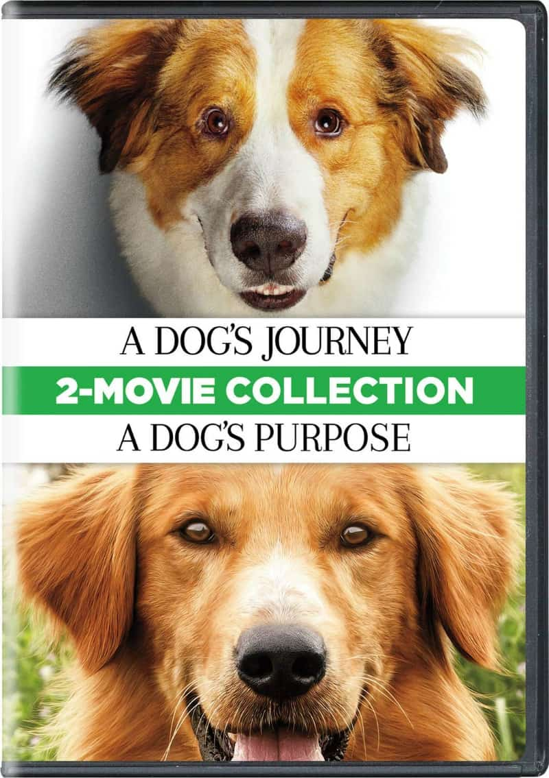 A Dog's Journey/A Dog's Purpose 2-Movie Collection