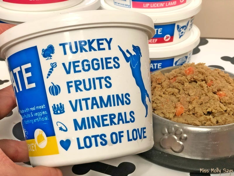 Pet Plate Dog Food