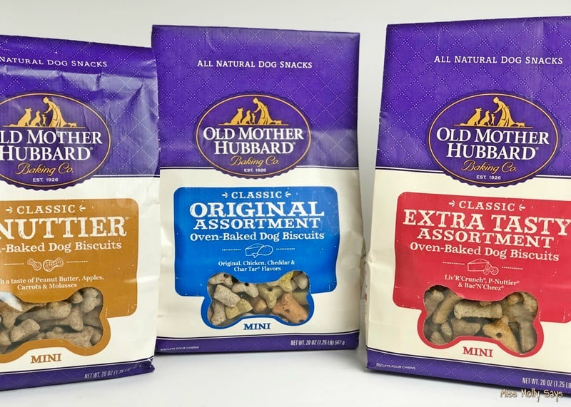 Old Mother Hubbard All-Natural Dog Biscuits