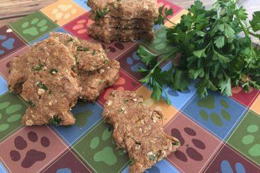 Chicken & Parsley Fresh Breath Dog Treats
