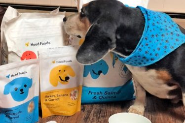 Heed Foods is the BEST All-Natural Kibble for Gut Health