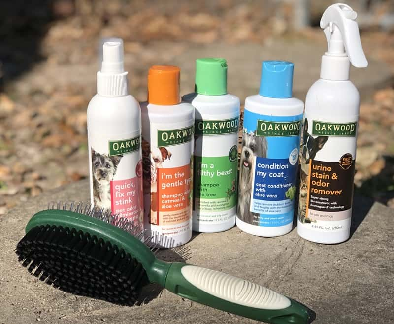 Oakwood Pet Care Products