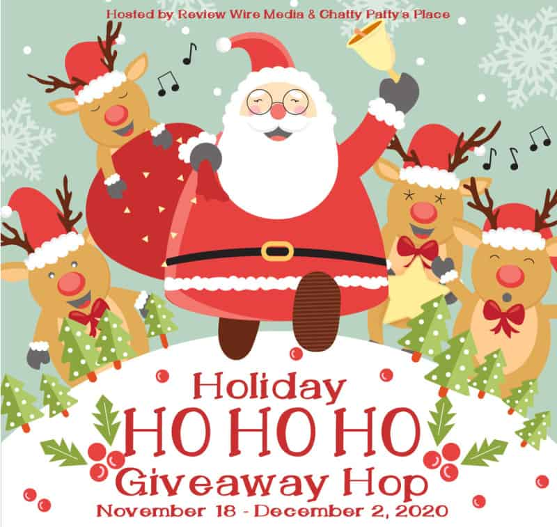 The Review Wire Holiday HoHoHo Giveaway Hop 2020