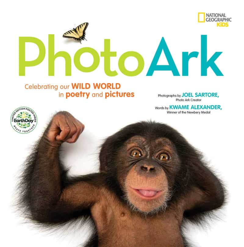 Photo Ark: Celebrating Our Wild World in Poetry and Pictures