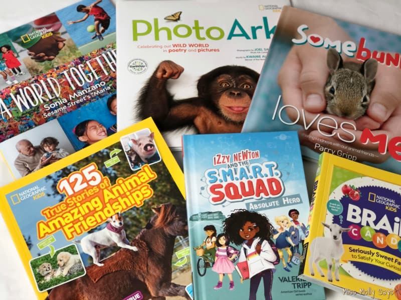 Valentine's Day Gift Pack from National Geographic Kids Books!