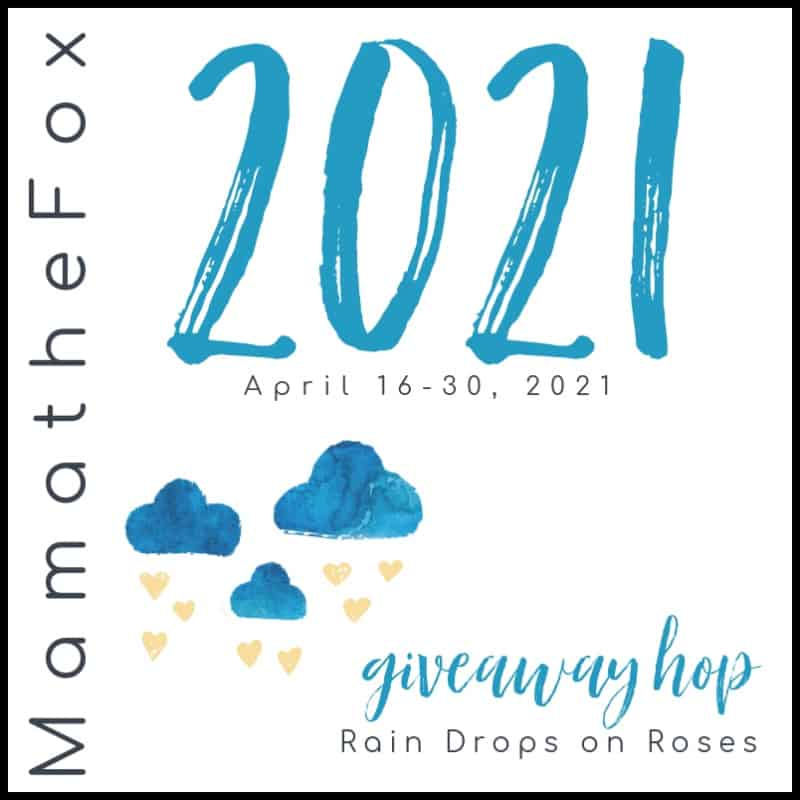 Raindrops on Roses Giveaway Hop