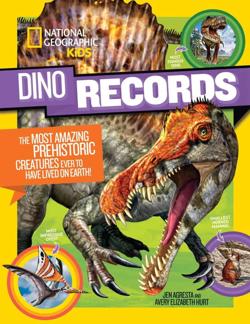 Dino Records, The Most Amazing Prehistoric Creatures Ever to Have Lived on Earth