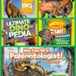DinoMANIA Prize Pack from National Geographic Kids Books