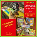DinoMANIA Prize Pack giveaway