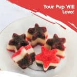 How To Make Nutritious Red White & Blue Dog Treats Your Pup Will Love