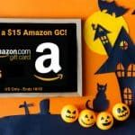 Win a $15 Amazon Gift Card in our Scaredy Cat Giveaway Hop!
