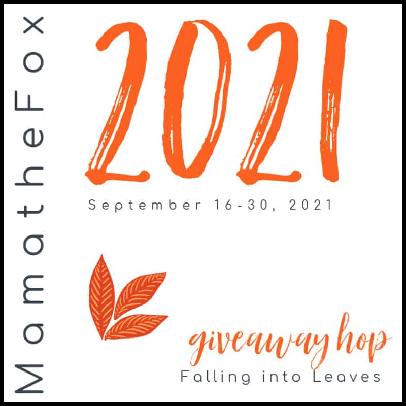 Falling Into Leaves Giveaway Hop