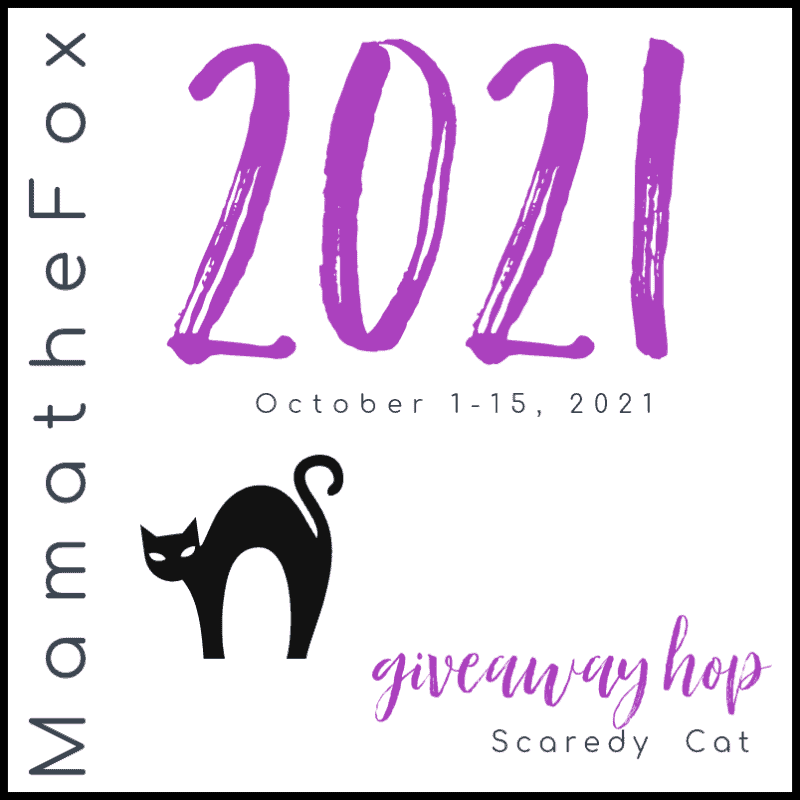 Scaredy Cat Giveaway Hop